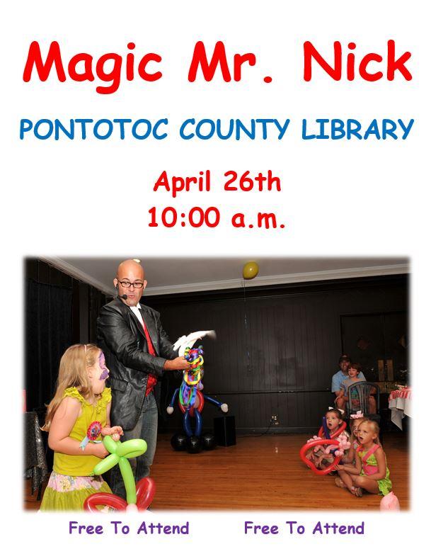 magic Mr. Nick