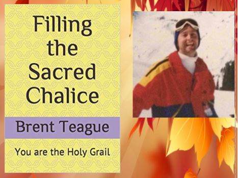 Filling the Sacred Chalice by Brent Teague