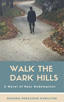 Image of book cover of Walk the Dark Hills by Sandra Ferguson Hamilton