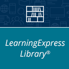 Learning Express Library test prep, job prep, and skills review